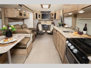 Outside - 2020 Concord 300DS Chevy Motor Home Class C