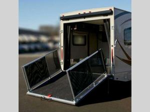 Outside - 2022 Outlaw 29J Motor Home Class C - Toy hauler
