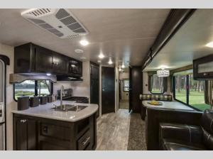 Outside - 2019 North Trail 33BUDS King Travel Trailer