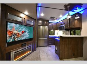 Inside - 2020 Cameo CE3801RK Fifth Wheel