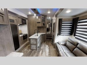 Outside - 2021 Cherokee Wolf Pack 325PACK13 Toy Hauler Fifth Wheel