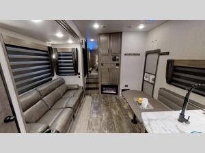 Outside - 2021 Cherokee Wolf Pack 365PACK16 Toy Hauler Fifth Wheel