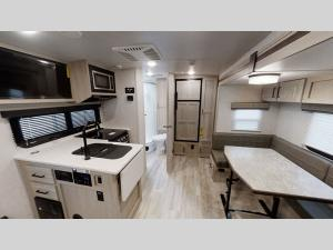 Outside - 2022 Flagstaff Micro Lite 21DS Travel Trailer