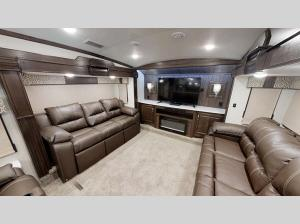 Outside - 2019 Cardinal Luxury 3825FLX Fifth Wheel