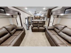 Inside - 2019 Cardinal Luxury 3825FLX Fifth Wheel