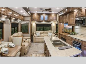 Outside - 2019 Mobile Suites 38 RSSA Fifth Wheel