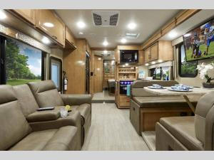Outside - 2020 Quantum KW29 Motor Home Class C