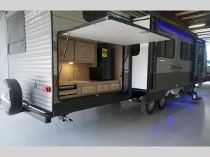 Outside - 2022 Catalina Legacy 333BHTSCK Travel Trailer
