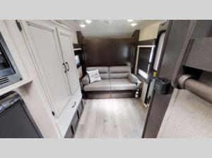 Inside - 2020 Hummingbird 17MBS Travel Trailer