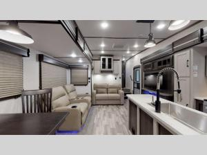 Outside - 2021 Cruiser Aire CR28RD Fifth Wheel