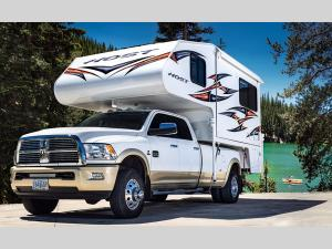 Outside - 2021 Host Campers Mammoth 11.5 Truck Camper