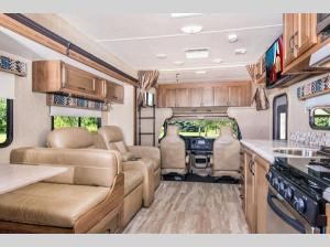 Outside - 2020 Conquest Class C 6320 Motor Home Class C