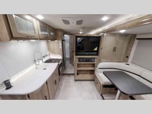 Outside - 2021 Prism Elite 24EF Motor Home Class C - Diesel