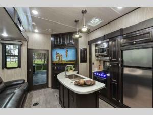 Outside - 2020 Stryker STF-3513 Toy Hauler Fifth Wheel