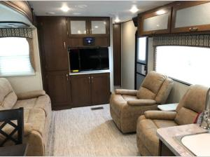 Inside - 2021 Wildcat 311RKS Travel Trailer