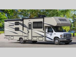 Outside - 2022 Conquest Class C 63111 Motor Home Class C