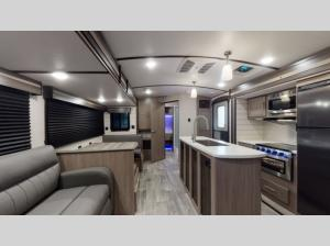 Outside - 2022 Sunset Trail SS331BH Travel Trailer