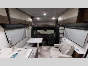 Inside - 2022 Forester MBS 2401T Motor Home Class C - Diesel