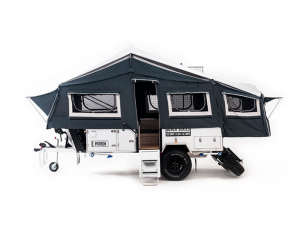Outside - 2022 Classic Series Patron Folding Pop-Up Camper