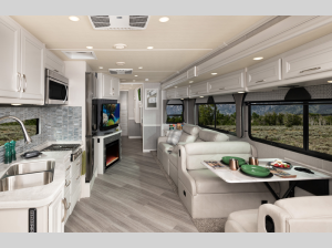Outside - 2022 Bounder 35K Motor Home Class A