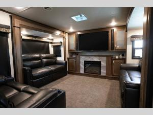Outside - 2019 Open Range OF373RBS Fifth Wheel
