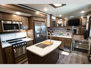 Inside - 2019 Open Range OF373RBS Fifth Wheel