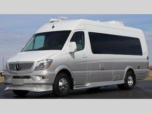 Outside - 2019 Dolphin A Motor Home Class B