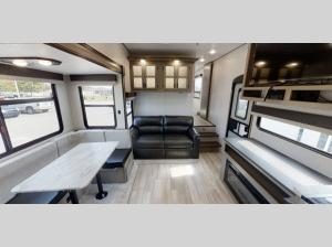 Inside - 2021 Chaparral 355FBX Fifth Wheel