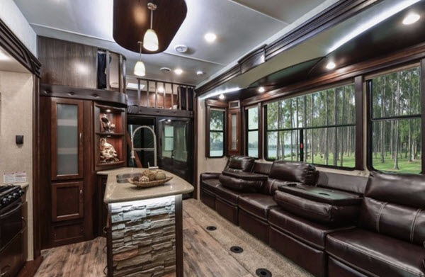 new heartland cyclone 4100 king toy hauler fifth wheel for. Black Bedroom Furniture Sets. Home Design Ideas
