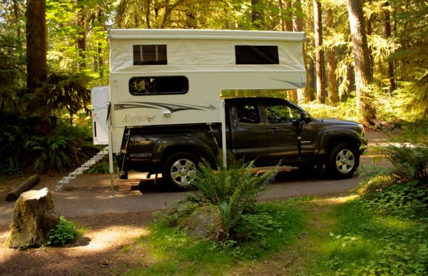 New RC Willett Inc Northstar Pop Up 600SS Truck Camper For Sale