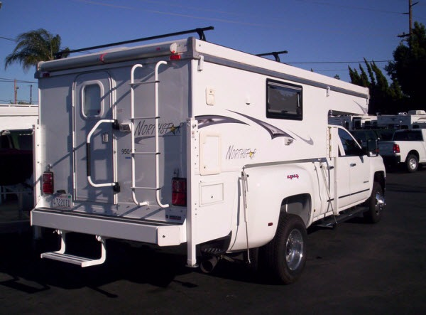 New Rc Willett Inc Northstar Pop Up 950sc Truck Camper For Sale