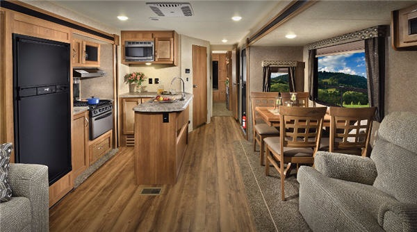Catalina Trailer Park >> New 2019 Coachmen RV Catalina Legacy 333RETS Travel ...