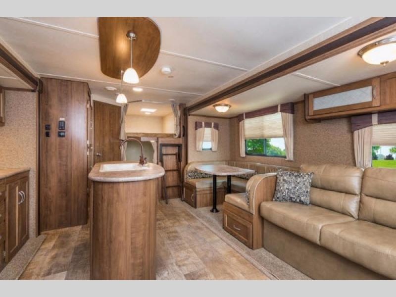 New 2019 Gulf Stream Rv Conquest 288isl Travel Trailer At