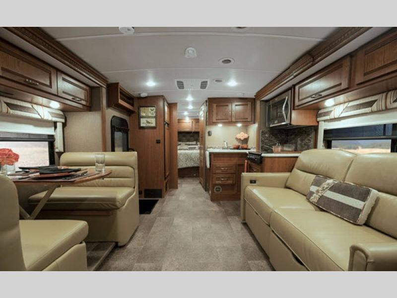 New 2019 Winnebago Aspect 30J Motor Home Class C At Olathe Ford RV
