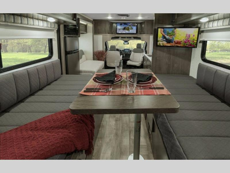 New 2019 Winnebago Fuse 23a Motor Home Class C Diesel At