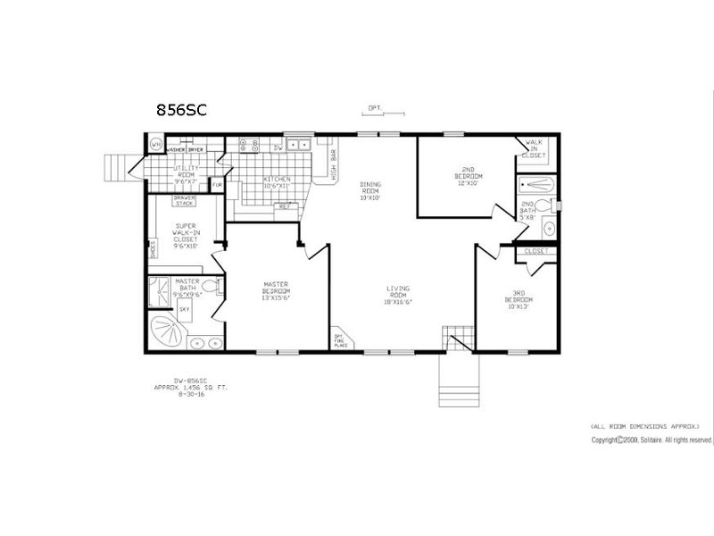 unit_tech_drawing_20170721110237327779647 new 2017 solitaire homes double section 856 sc double section home,Solitaire Homes Floor Plans