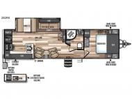 New 2018 Forest River RV Wildwood Heritage Glen 282RK