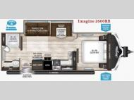 New 2017 Grand Design Imagine 2600RB