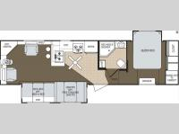 Floorplan - 2008 Dutchmen RV Colorado 30CE-M5-BS