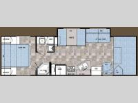Floorplan - 2008 Gulf Stream RV Yellowstone Traditional C 6316