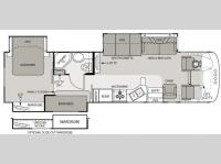 Floorplan - 2009 Four Winds RV Windsport 34B