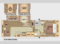 Floorplan - 2010 Jayco Eagle Super Lite 28.5RLS