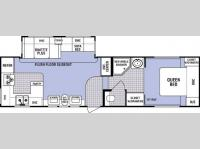 Floorplan - 2005 Dutchmen RV Denali 28 RK-H5