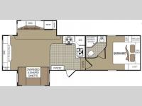 Floorplan - 2011 Dutchmen RV Denali 275REX