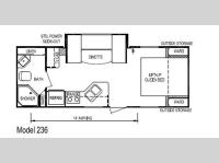 Floorplan - 2011 Skyline Nomad Joey Select 236