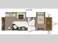 Floorplan - 2012 Keystone RV Laredo Super Lite 298RE