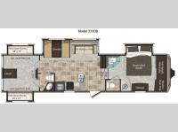 Floorplan - 2012 Keystone RV Montana High Country 333DB