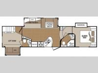 Floorplan - 2012 Dutchmen RV Denali 324LBS