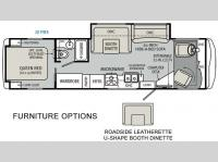 Floorplan - 2012 Holiday Rambler Aluma Lite A 32PBS