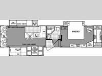 Floorplan - 2006 Dutchmen RV Grand Junction 35TMS